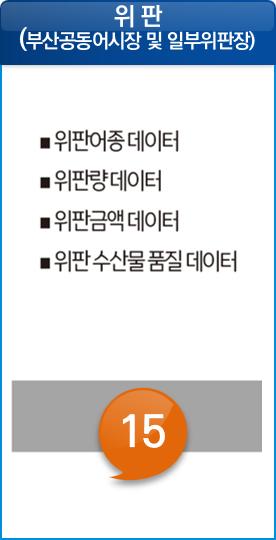 위 판(부산공동어시장 및 일부위판장)